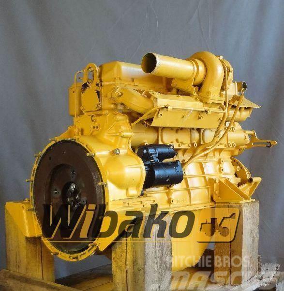 Mitsubishi Engine / Silnik spalinowy Mitsubishi 6D15