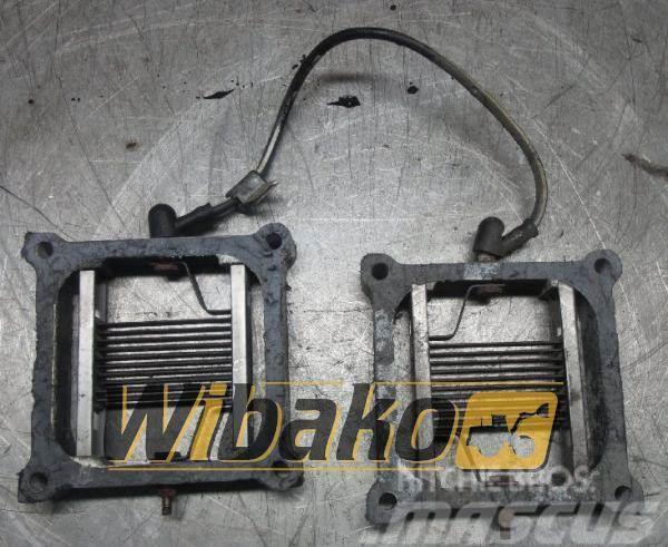 Mitsubishi Inlet mainfold heater Mitsubishi 8DC9