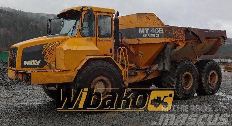 Moxy Dumper Moxy MT40B II