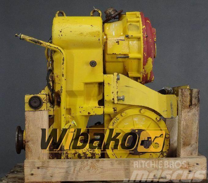 Moxy Gearbox/Transmission / Skrzynia biegów Moxy 6WG-20
