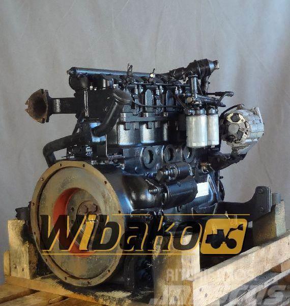 MWM Engine / Silnik spalinowy MWM TD226B-4