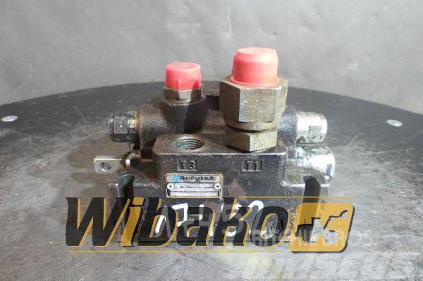 Nordhydraulic Valves set Nordhydraulic RS-211 1711-01001