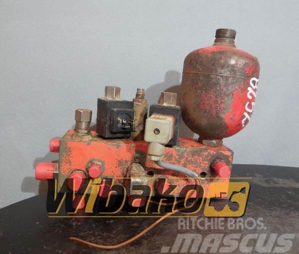 O&K Control valve O&K L45