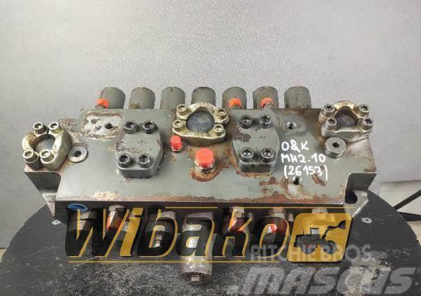 O&K Control valve O&K MH2.10