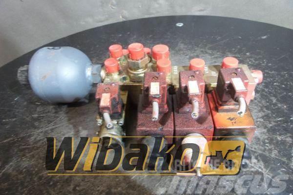 O&K Control valve O&K MH5