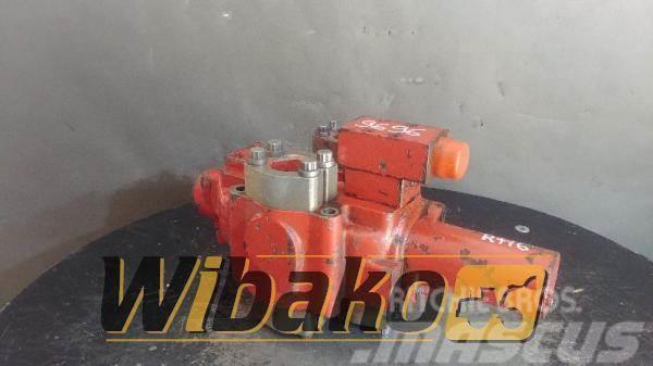 O&K Control valve O&K RH6 PMS M/1
