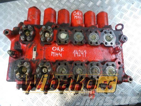 O&K Control valve / Rozdzielacz O&K 2181169