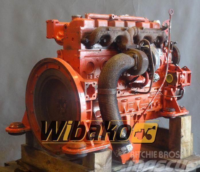 O&K Engine / Silnik spalinowy O&K D0826 LE10