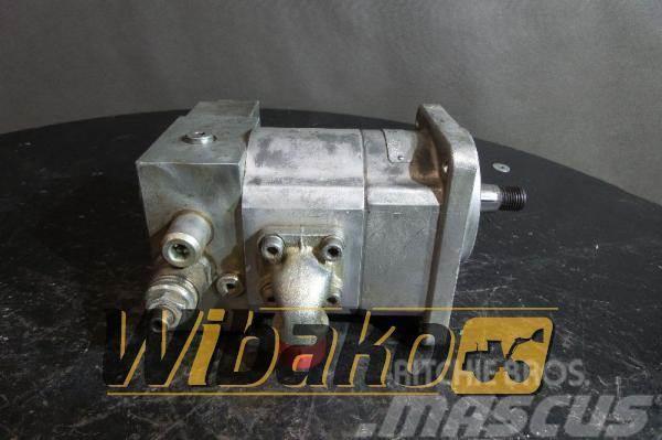 O&K Gear pump / Pompa zębata O&K 2244996L