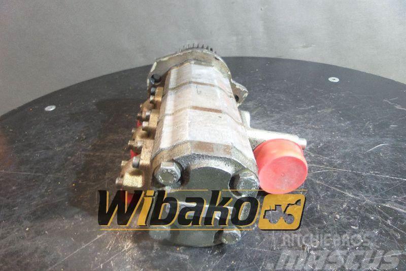 O&K Gear pump / Pompa zębata O&K 2244966R 04971385