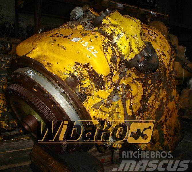 O&K Gearbox/Transmission / Skrzynia biegów O&k 13.7H