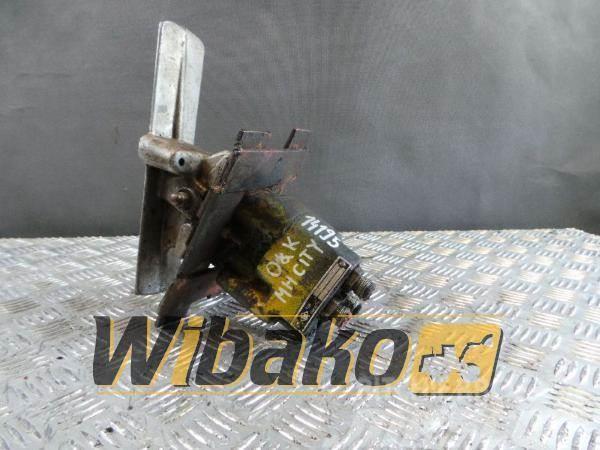 O&K Pedal O&K 1595203 18598/33
