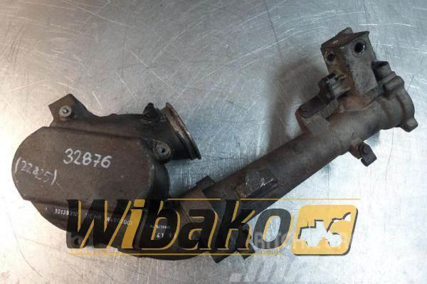 [Other] Behr Chłodniczka turbosprężarki Behr W4902001 1013