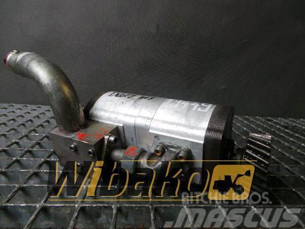 [Other] Caproni Gear pump / Pompa zębata Caproni 22C16X095