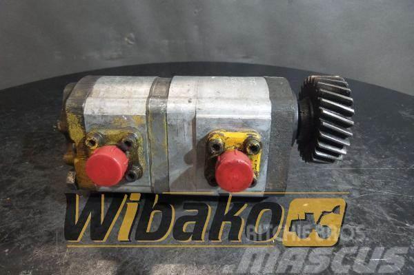 [Other] Caproni Gear pump / Pompa zębata Caproni 20C8.2X09
