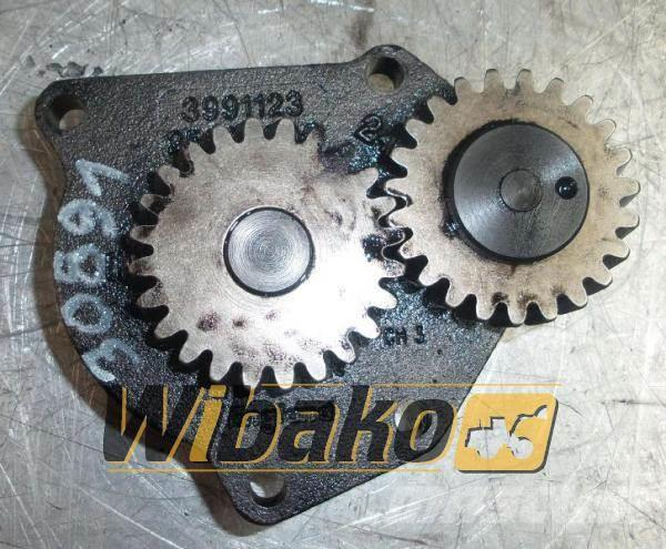 [Other] Concentric Oil pump Concentric QSL538/8.9 3991123
