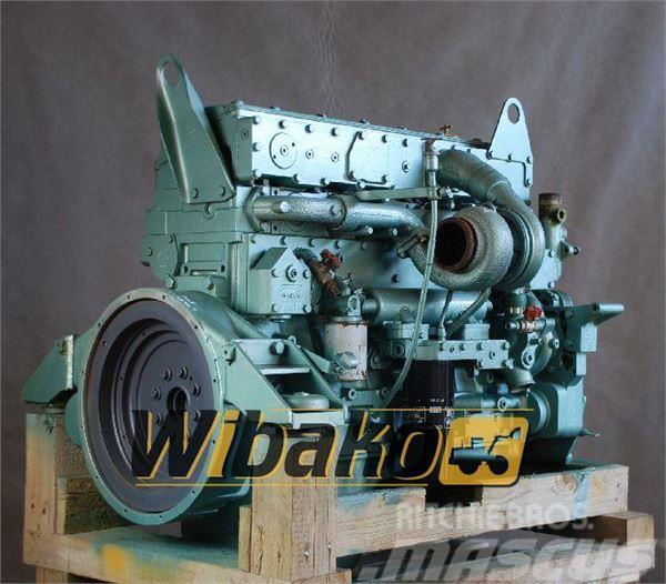 [Other] Demag-Komatsu Engine for Demag-Komatsu H35