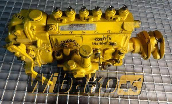 [Other] Diesel Kikky Injection pump / Pompa wtryskowa Dies
