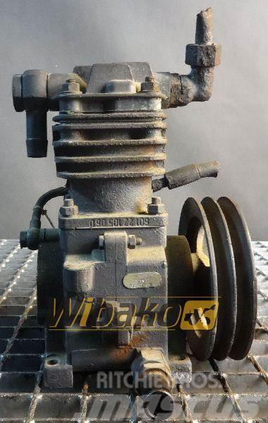 [Other] FOS LODZ Compressor / Kompresor FOS LODZ 0195 6022