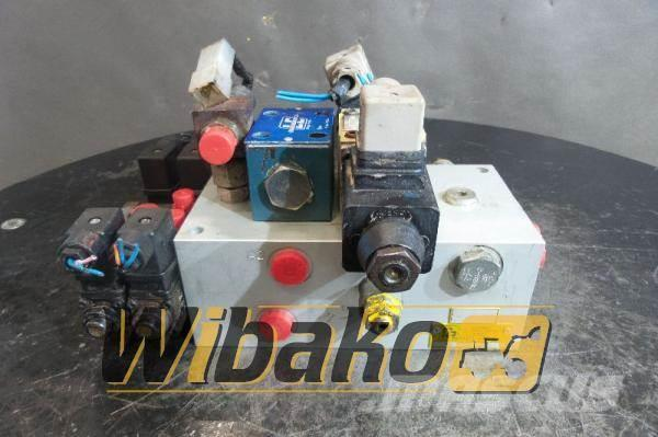 [Other] FP Hydraulique Valves set FP Hydraulique 9516.01 4