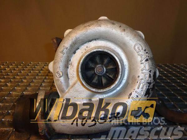 [Other] Garrett Turbocharger Garrett 5000681116 466200-18
