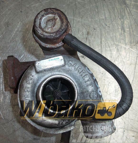 [Other] Garrett Turbocharger Garrett 1004-40TA 2674A351