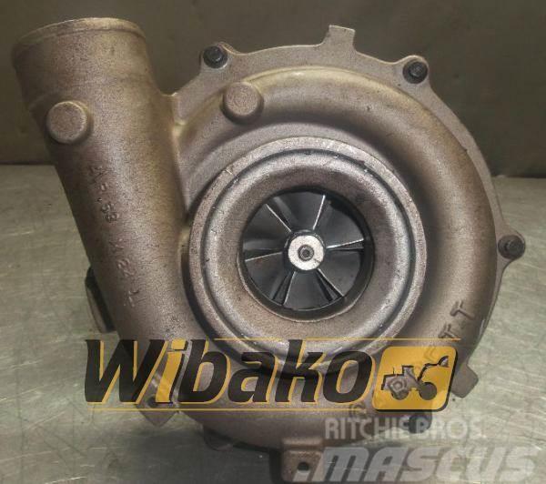 [Other] Garrett Turbocharger Garrett 1306-E87TA 448315-1