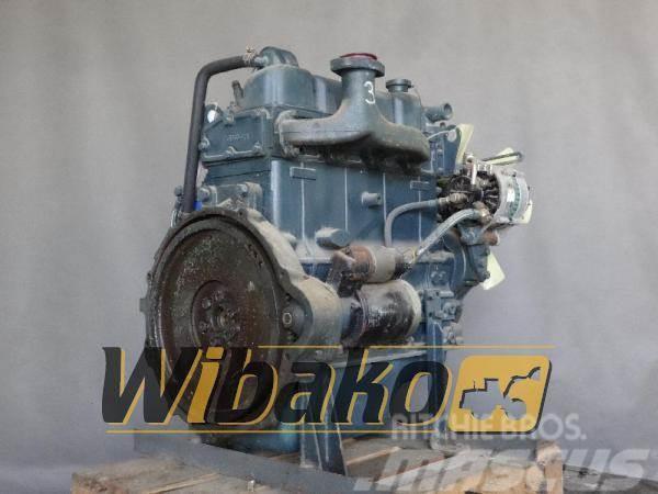 [Other] Guangxi yuchai Engine / Silnik spalinowy Guangxi y