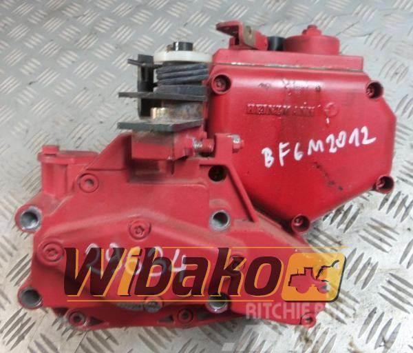 [Other] Heinzmann Gas regulator Heinzmann BF6M2012
