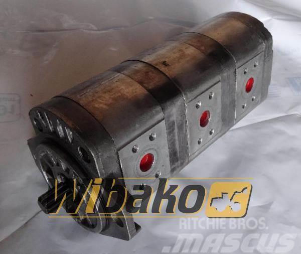 [Other] HPI Hydraulic pump / Pompa pomocnicza HPI XXXXXX