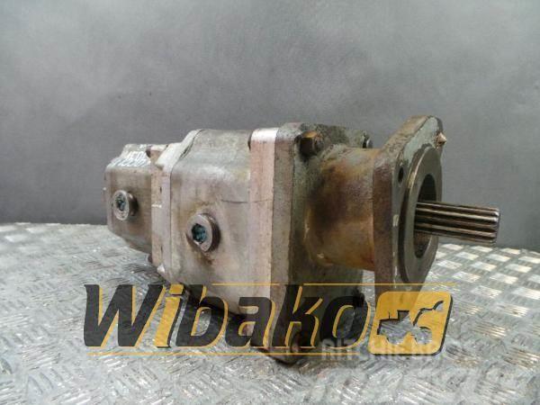 [Other] Jihostroj Gear pump / Pompa zębata Jihostroj U80/3