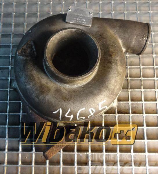 [Other] KKK Turbocharger KKK 3HD 963680134