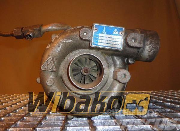 [Other] KKK Turbocharger KKK 4151571 K26-2660GA8.11