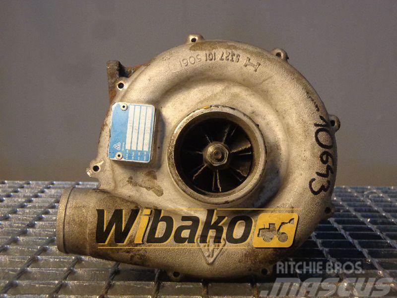 [Other] KKK Turbocharger / Turbosprężarka KKK K27 5700011