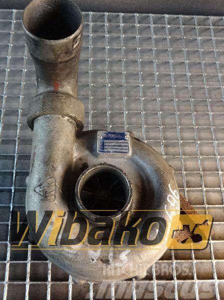 [Other] KKK Turbocharger / Turbosprężarka KKK K28-32700282