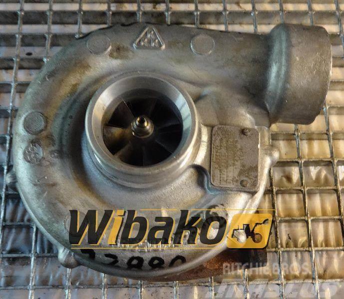 [Other] KKK Turbocharger / Turbosprężarka KKK K27-3266M212