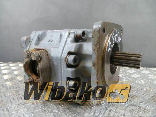 [Other] Nabco Gear pump / Pompa zębata Nabco PHS4120H ECED