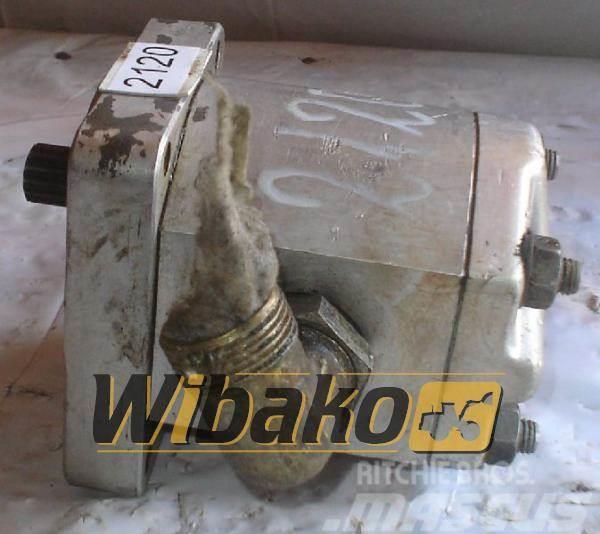 [Other] Orsta Hydraulic pump / Pompa pomocnicza Orsta 12/2