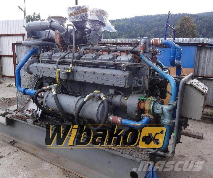 [Other] Poyaud Engine / Silnik spalinowy Poyaud A12150ZSRH