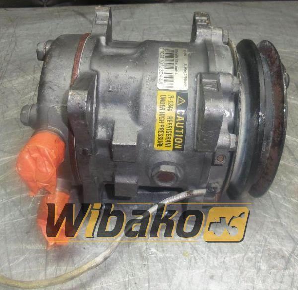 [Other] Sanden Air conditioning compressor Sanden R134A 55