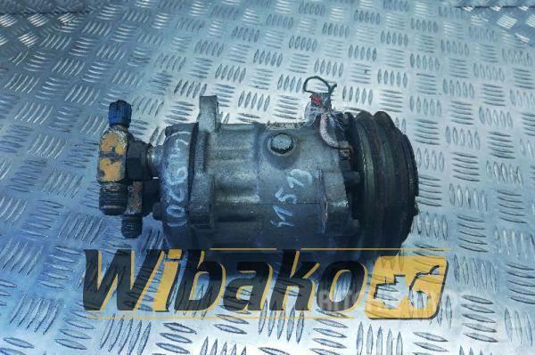 [Other] Sanden Air conditioning compressor Sanden 4646 010