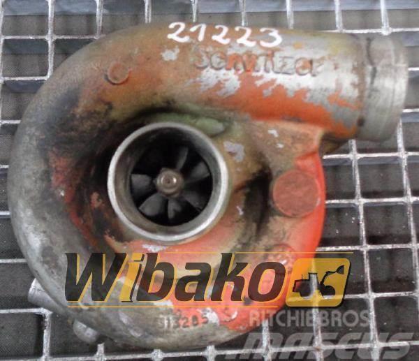 [Other] Schwitzer Turbocharger Schwitzer 313285