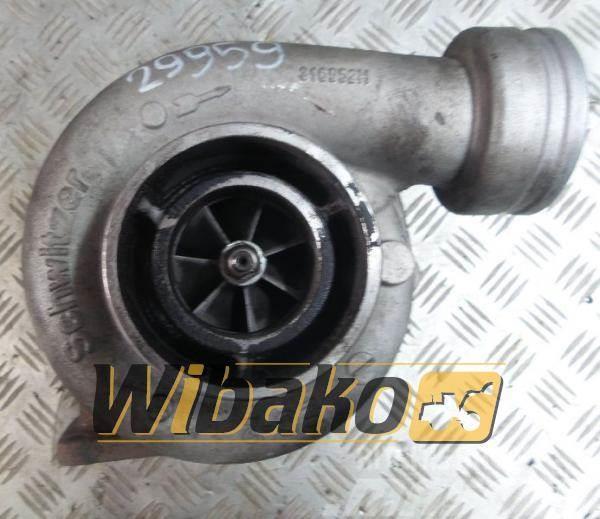 [Other] Schwitzer Turbocharger Schwitzer BF6M1013 CP 31884