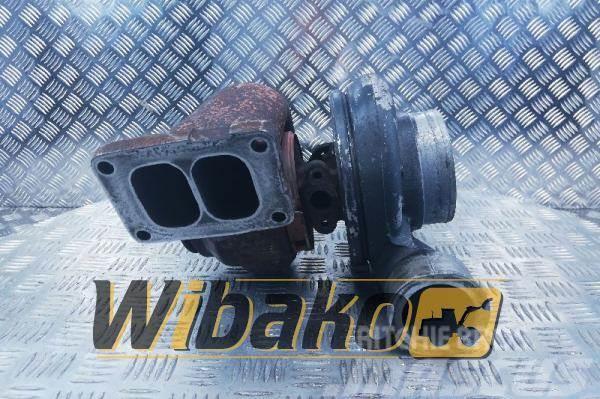 [Other] Schwitzer Turbocharger Schwitzer SAA6D125E-3 6156-