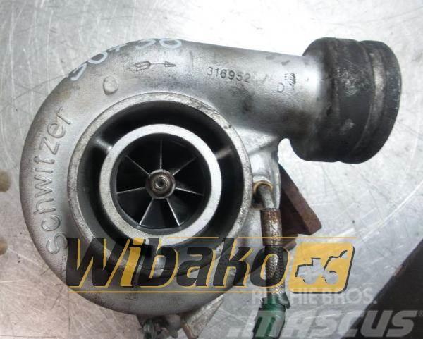 [Other] Schwitzer Turbocharger Schwitzer D7D EBE2 316952D