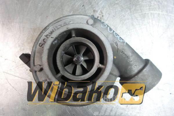 [Other] Schwitzer Turbocharger Schwitzer 1015 317761