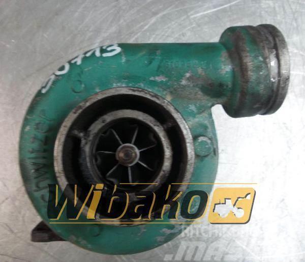 [Other] Schwitzer Turbocharger Schwitzer D6D 316952E