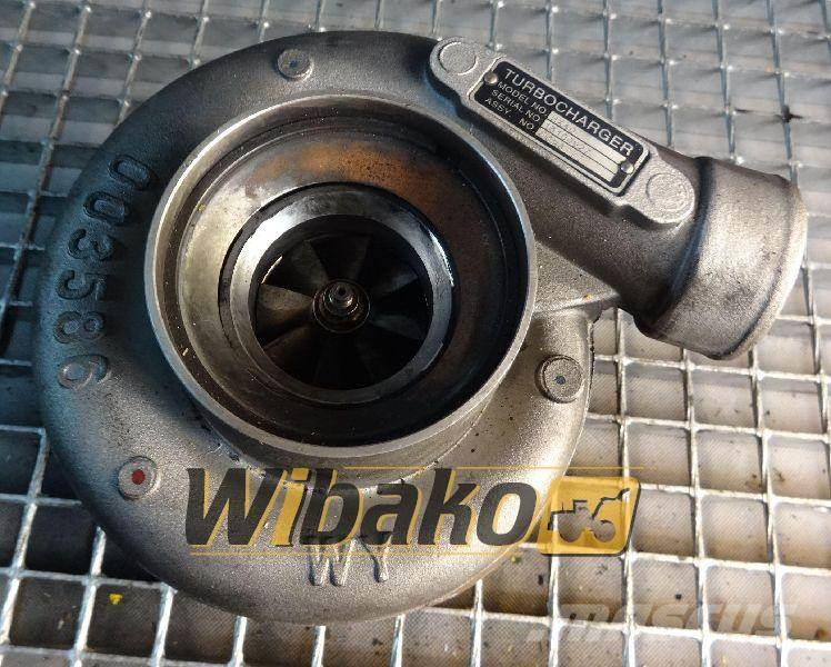 [Other] Turbocharger / Turbosprężarka Turbocharger HX40 3
