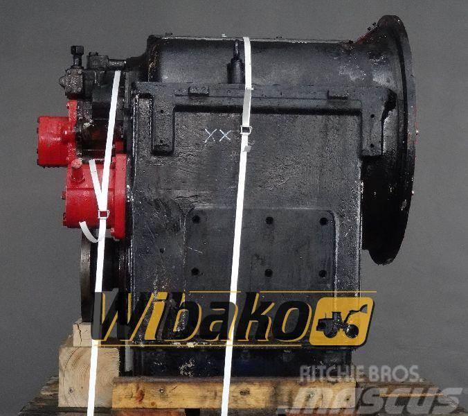 [Other] Twin Disc Gearbox/Transmission / Skrzynia biegów T
