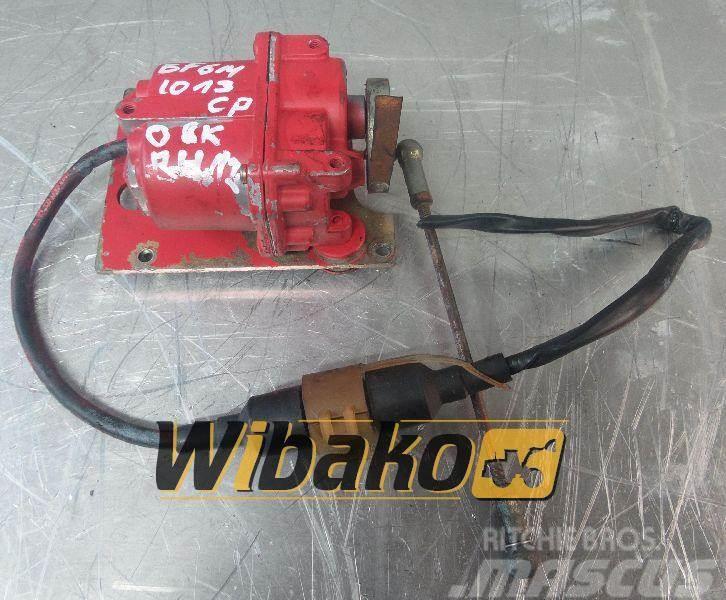 [Other] VDO Stepper motor VDO BF6M1013 408.403/1/4